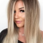 Long hairstyle cuts 2018
