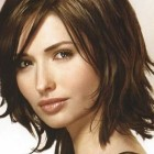 Mid length hairstyles for ladies