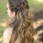 Prom girl hairstyles