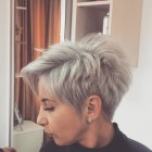 Round face short hair 2018