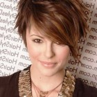 Short hairstyles for 2018 for round faces