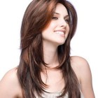 Updated hairstyles for long hair