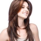 Layer hair style