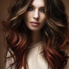 Trend hairstyle