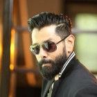 Bollywood actor new hairstyle