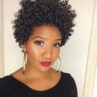 Curly afro weave hairstyles
