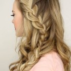 Down style hairstyles
