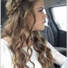 Half do hairstyles for prom