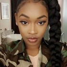 Latest black weave hairstyles