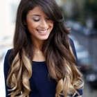 Ombre weave styles