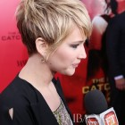Short layered celebrity hairstyles