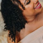 Soft curl weave hairstyles