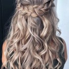 Up down hairstyles long hair