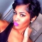 Beautiful short hairstyles for black hair