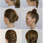 Day to day hairstyles for long hair
