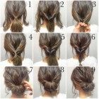 Different hairstyle everyday