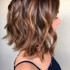 Hair styling ideas for shoulder length hair