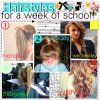 Hairstyles for the week