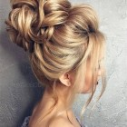 Long hairstyles updo