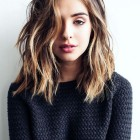 Mid shoulder length hairstyles