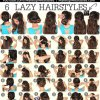 Normal everyday hairstyles