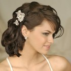Party hairstyles for shoulder length hair