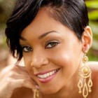 Short hair hairstyles for black women