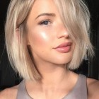 Short hairstyles for shoulder length hair