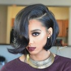Short style haircuts for black women