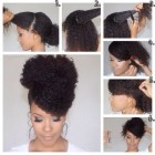 Simple hairstyles for black hair