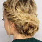 Up styles for long hair