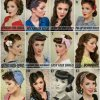 1950 pin up hairstyles