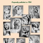1950s prom hairstyles