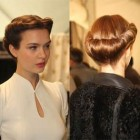 40s updo hairstyles