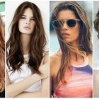 Best hair length for round face shape