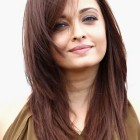 Best hairstyles for round face long hair