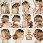 Easy but cute hairstyles