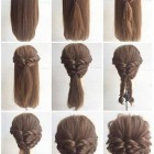 Easy fashionable hairstyles