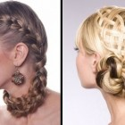 Easy half up hairstyles for short hair