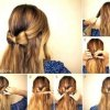 Easy to make hairstyles at home
