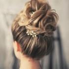Hair up pictures