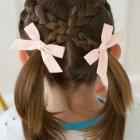 Hairstyle very easy