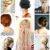 Most easiest hairstyles