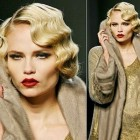 Old hollywood glamour hairstyles for short hair