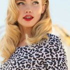 Pin up long hair