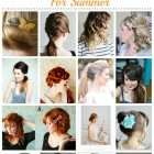 Quick and beautiful hairstyles