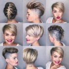 Really easy hairstyles for short hair