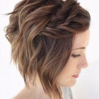 Short bob updo hairstyles