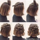 Simple best hairstyle