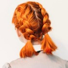 Simple but beautiful hairstyles
